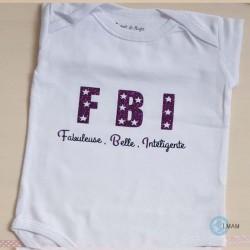 body : F B I (version fille)