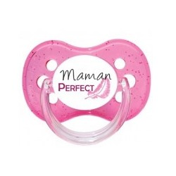 Tétine personnalisable Maman perfect