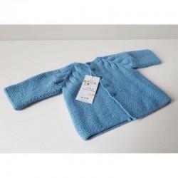 Brassière bleu tendre 0-3 mois