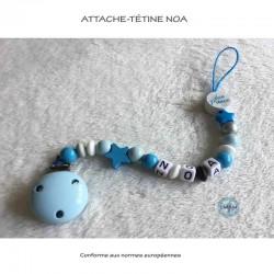 """Attache-tétine """"Noa"""""""