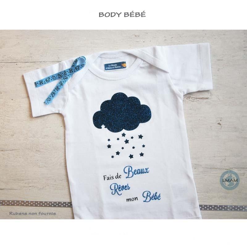 Body : fais de beaux rêves mon bébé