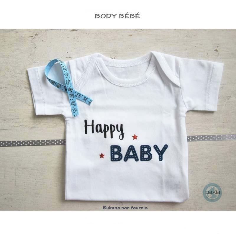 body : happy baby
