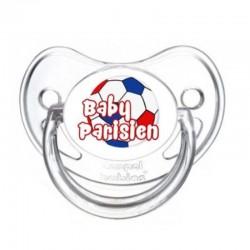 tétine personnalisée baby parisien