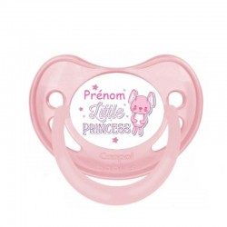 Tétine personnalisable little princess