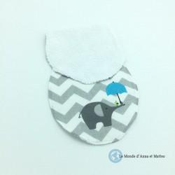 Protège-épaule bébé