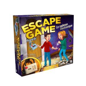 Jeu de plateau Escape Game aux éditions Dujardin