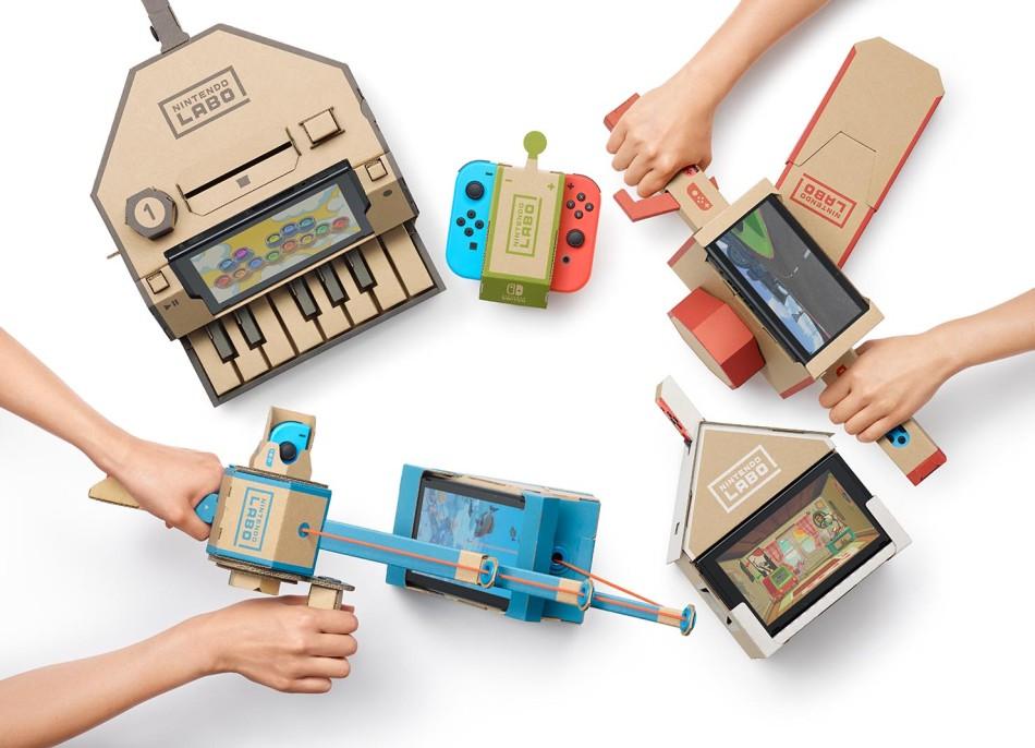 Nintendo Labo Multikit