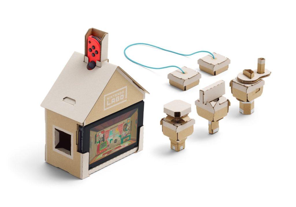 Maison Toy-Con Nintendo Labo
