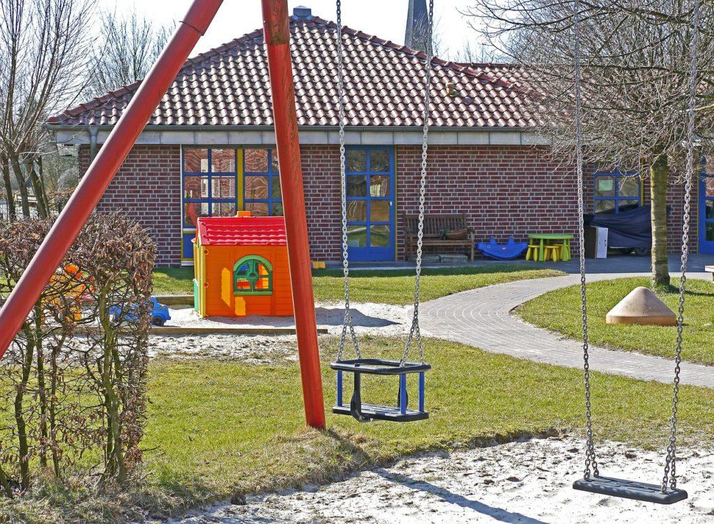 crèche jardin d'enfants