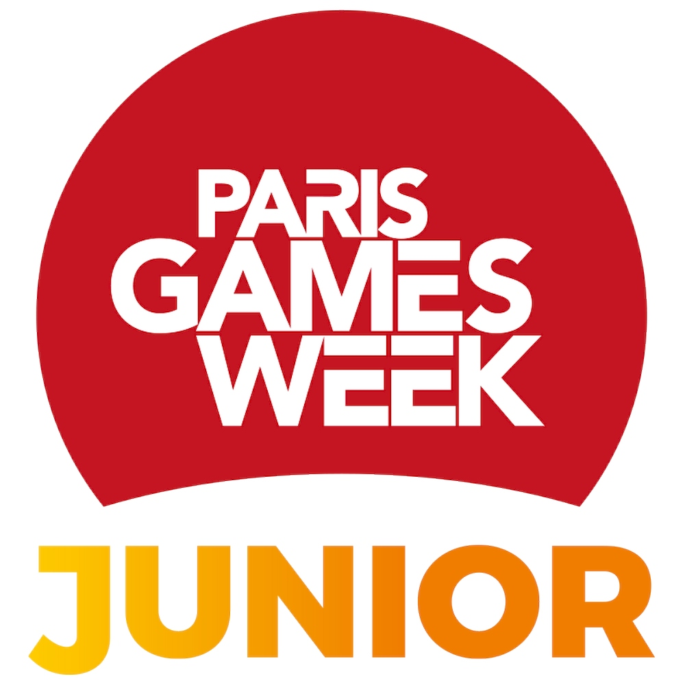 logo paris games week junior