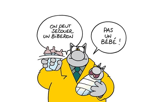 syndrome du bébé secoué - Le Chat