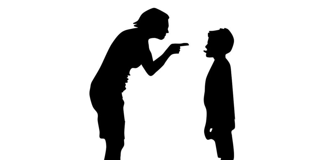 punition enfant
