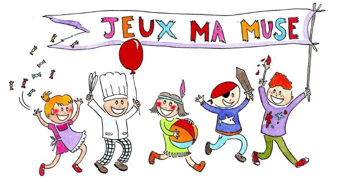 logo jeux ma muse