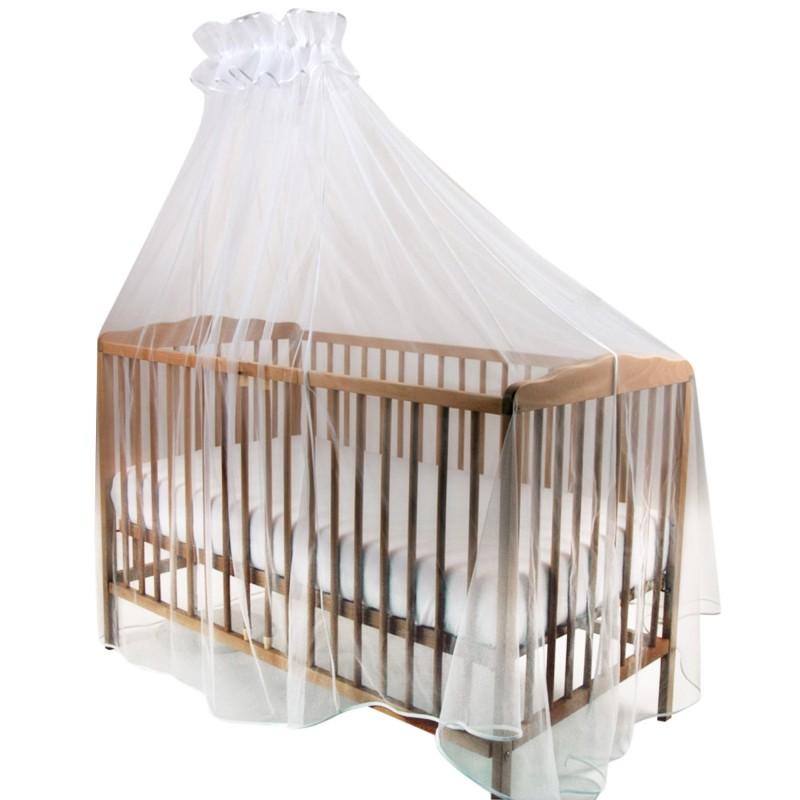 moustiquaire lit de bébé