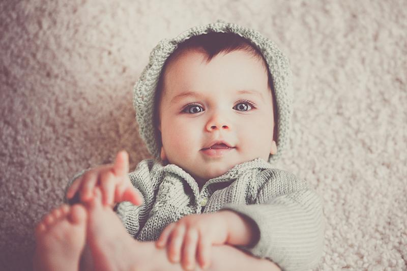 comment voit bébé