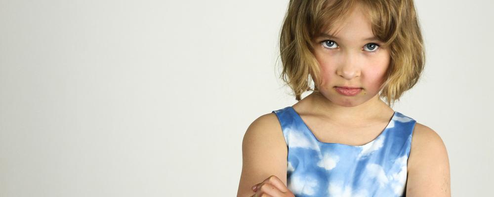 enfant colère violence