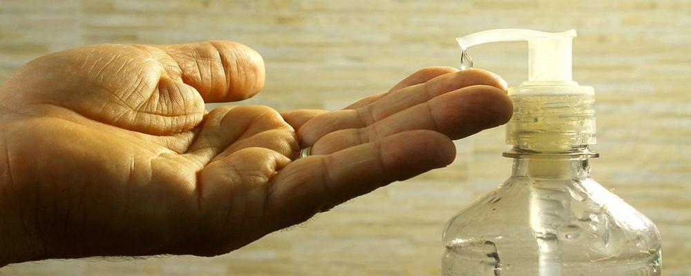 gel hydroalcoolique maison à faire soi-même coronavirus