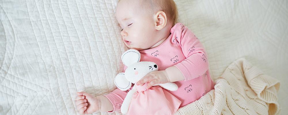 choisir peluche bébé
